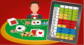 blackjack casino jeu cartes