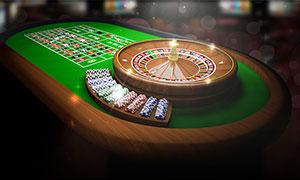 table roulette casino tapis jetons